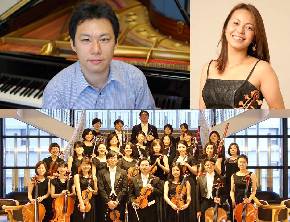 野田清隆(ピアノ・指揮)× 愛知室内オーケストラ