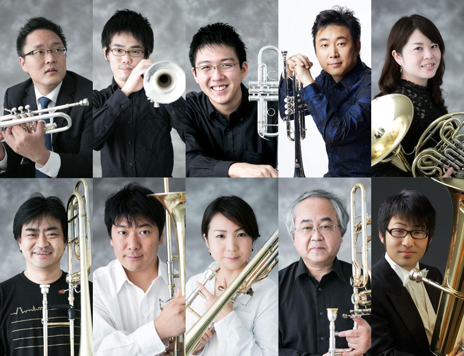 名古屋フィルハーモニー交響楽団 金管十重奏コンサート