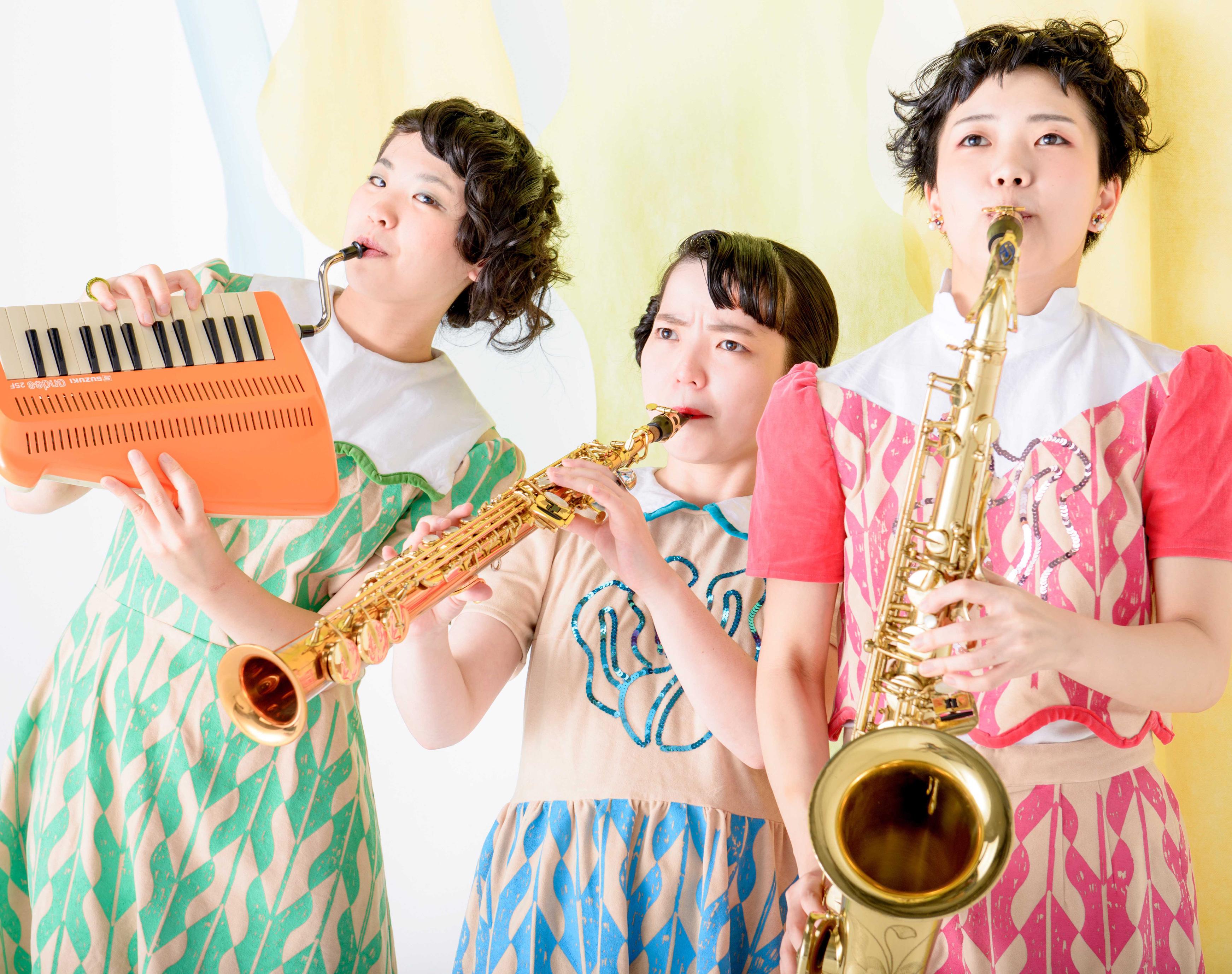 海藻姉妹の水槽舞踏会!