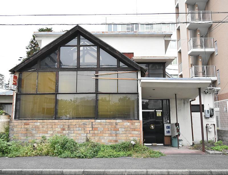 旧・喫茶店千代田