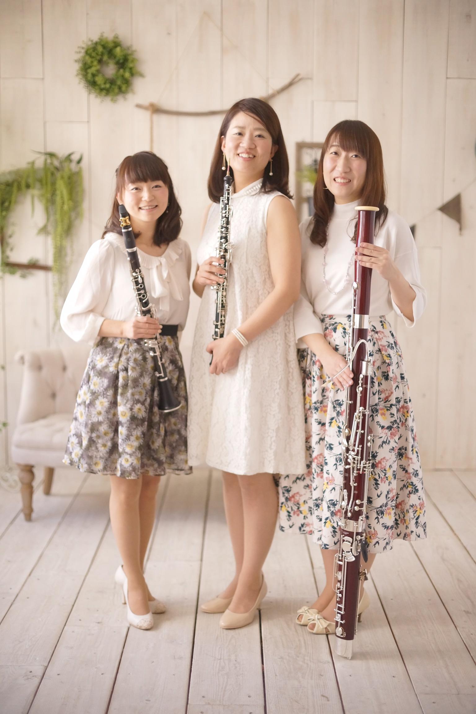 リヴレ木管三重奏