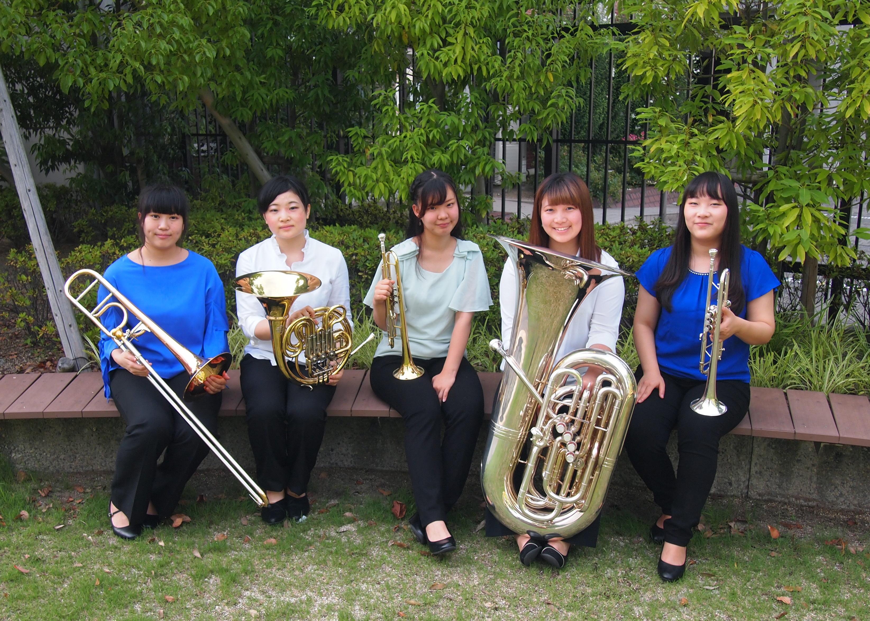 名古屋音楽大学 × 水族館 ブラスコンサート