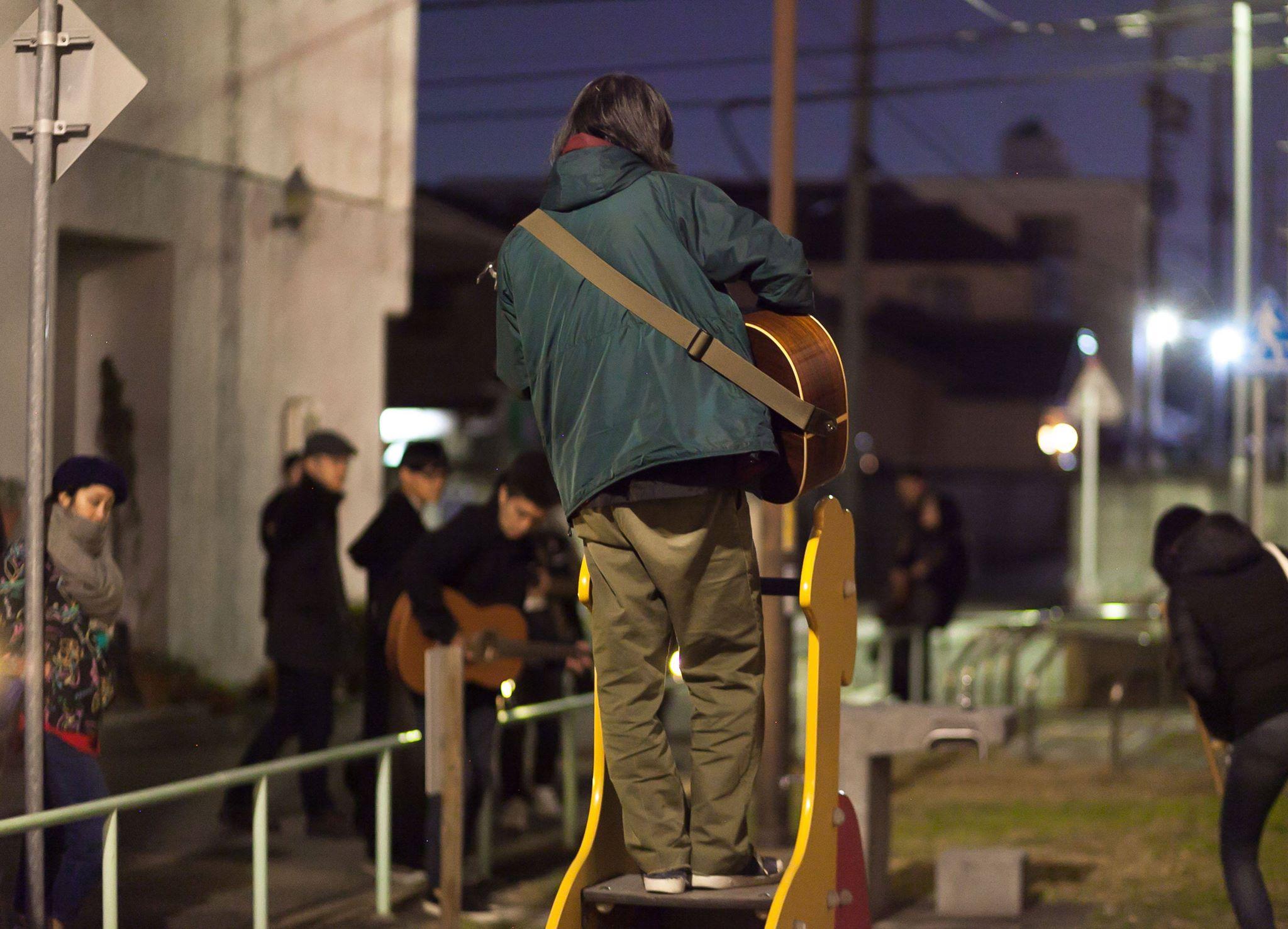 Gofish UCOの裏庭ライブ