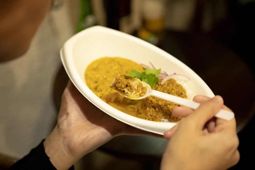 Curry Shop by Shota Terai