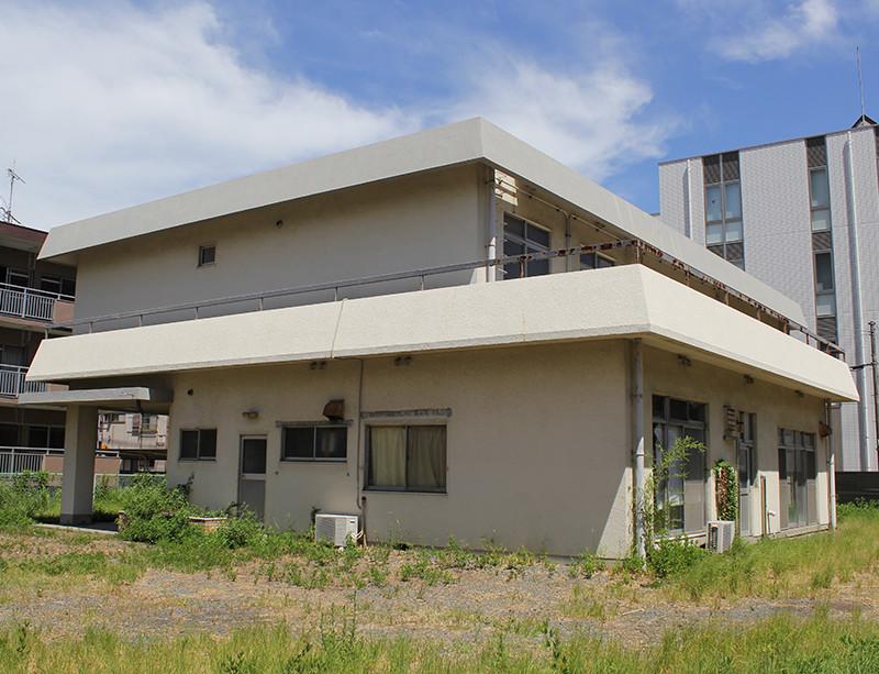 旧・名古屋税関港寮
